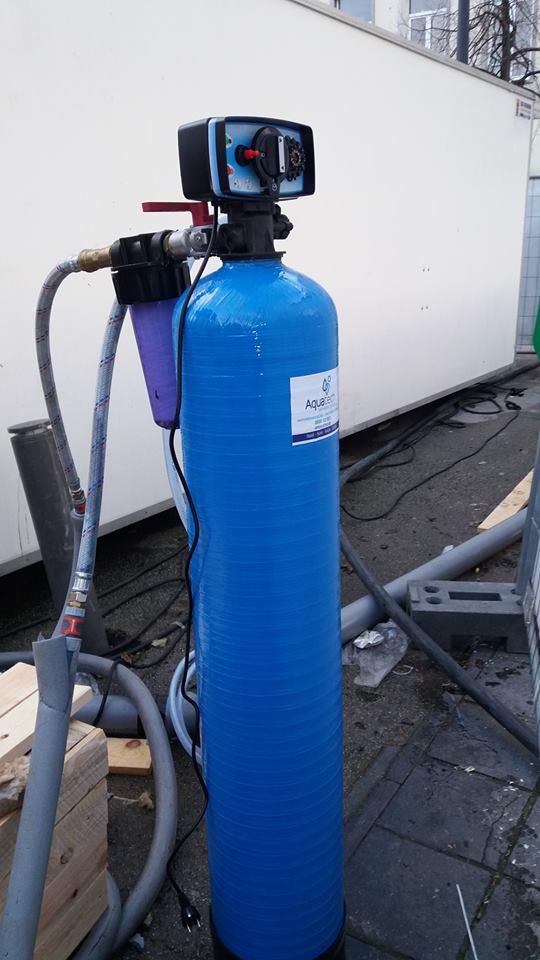 Adoucisseurs d 39 eau de l eau douce en permanence - Adoucisseur d eau douche ...